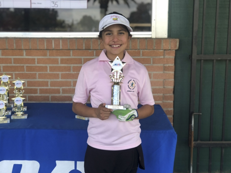 10 & Under - Alexis Lamadrid