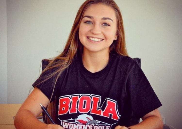 Isabella Larson - Biola University