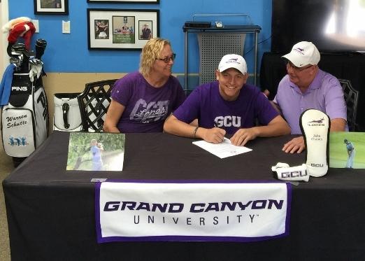 Jake Chanen - Grand Canyon University